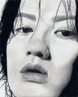 Jin Akanishi by Louisalings