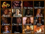 Buffy: Slayers Through the Years by GarciaPenelope