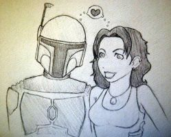 boba and sintas by jesussica