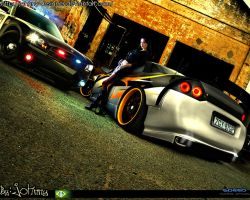 Mitsubishi-eclipse by Johnny-Designer