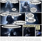 The lament of Vader by INVISIBLEGUY-PONYMAN