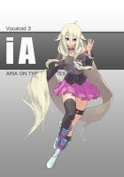 IA -ARIA ON THE PLANETES- by redeyehare