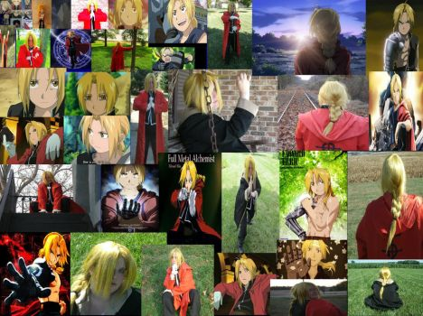 Edward Elric Viva Forever by DuoSmexyMaxwell