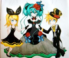 Vocaloids - by sAnDwIcHmOnStEr