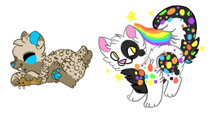 Adoptable Auctions - closed by CatFeed