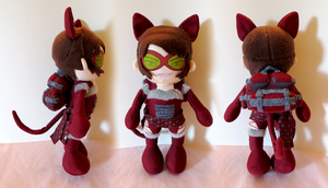 Anna -  City Of Heroes by Squisherific