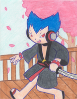 Pop 'n Music: Roku by DemonAnime-Bloodlust