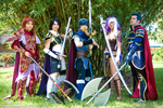 Fire Emblem at AFO 2011 by Morataya