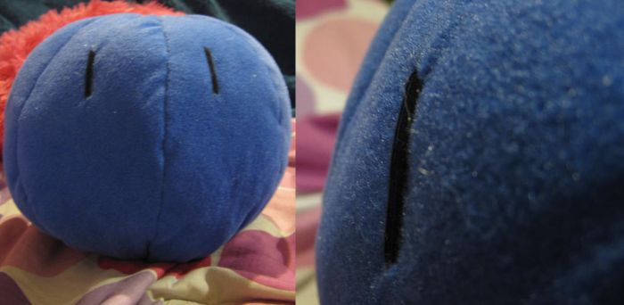 Blue Dango-commisionable for $10 by MonnieBiloney