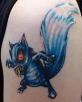 rabies by tattoos-by-zip