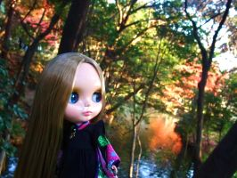 Blythe doll - Winsome Willow by tawachic