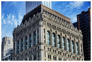 90 West Street by Cas Gilbert by steeber