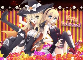 Happy Halloween! by KANiCHaN