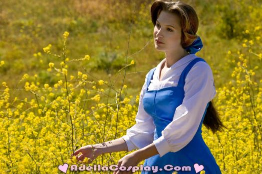 Cosplay: More Belle by Adella
