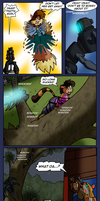 The Cat's 9 Lives! 3 Catnap and Outfoxed Pg24 by TheCiemgeCorner