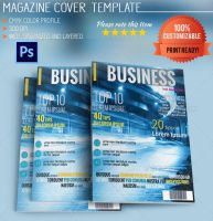 Business Magazine Cover Vol.2 by Ruthgschultz