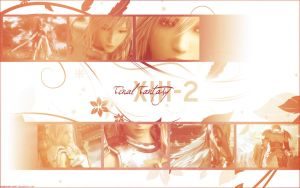 Final Fantasy XIII-2 by MaybeTomorrow07