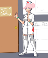 I'll be your nurse for today by slipfire