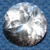 Diamond Cut Crystal Gemstone 6 by FantasyStock