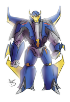 Dreadwing Doodle by Arsevere