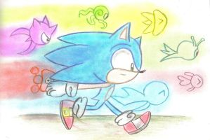 Sonic Colors by MoonlightsPath92
