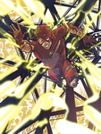 The Flash by odioaguy01