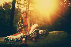 Boho Chic II by anriart