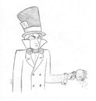 One MAD Hatter by Trumpeteer34