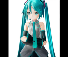MMD - Angry Miku (animation test) by Vocalizer