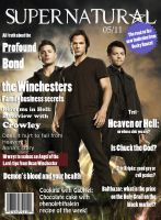 Supernatural the Magazine by Rinienne