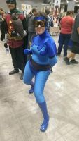 ted kord blue beetle by metal-otaku