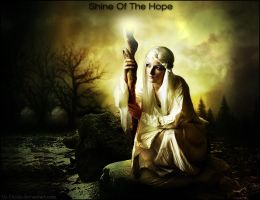Shine Of The Hope by Dr-Oxide