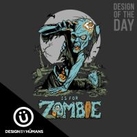Z is for Zombie by Design-By-Humans
