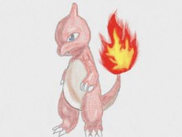 Charmeleon by Glen-i