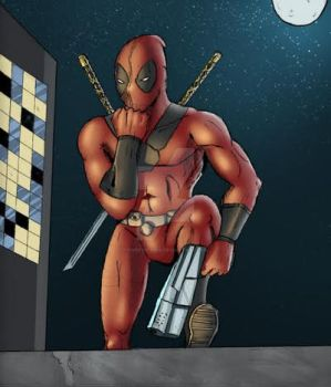 Deadpool by Fivefooters