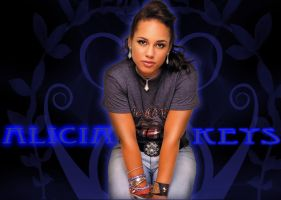 Alicia keys by killa41