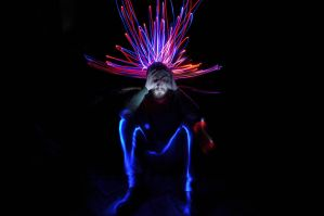 light painting by ROOMOONA - indian by irnldy
