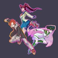 Air gear by ManiacPaint