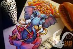 [DB] Ganesha by kevintheradioguy