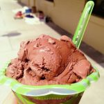 Belgium Chocolate Gelato by thebreat