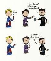 .You go, Bruce Banner!. by bababug