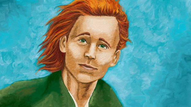 Kvothe by annelune