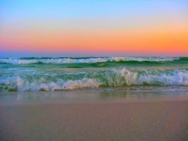 waves and colors.. by lily314