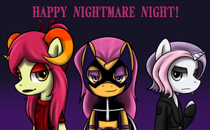HalloWhat by DeMoXyRaPhYm-MSlyce