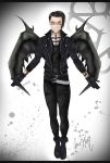Andy Biersack - Vampire Lord by PoisonRogue