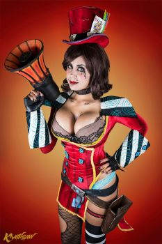 Borderlands Mad Moxxi Cosplay : InnuendOH~! by Khainsaw