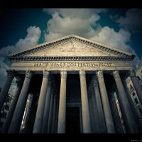 The Glory of Rome by Sanlucar