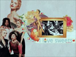 Glee Sweets by NessaSotto