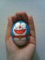 doraemon egg by columbines