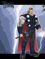 For Midgard by spicemaster